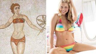 La evolución del bikini: la historia de una sexy prenda contada en fotos