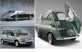 FOTOS: los 15 autos más feos que se han inventado a lo largo de la historia