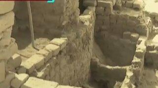 Especialistas descubrieron tumbas reales de la cultura Wari en Huarmey
