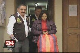 A 35 años de prisión iría mujer que mató a la madre de Víctor Polay Campos