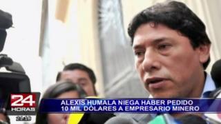 Piden investigar en el Congreso nueva denuncia de estafa contra Alexis Humala