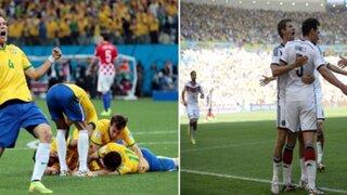 Bloque Deportivo: Brasil vs. Alemania, una verdadera final en semis