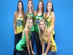 Mundial 2014: Chicas Doradas viven las previas del Brasil Vs Alemania