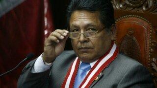 Comisión que investiga caso Áncash no descarta citar a fiscal Ramos Heredia