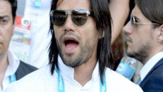 Brasil 2014: Radamel Falcao sorprendido por goleada de Alemania a Brasil