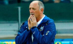 Scolari asumió toda la culpa por histórica derrota de Brasil ante Alemania