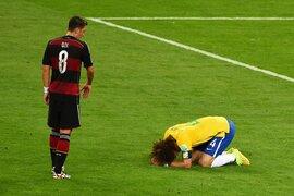 Brasil llora la peor derrota de su historia tras caer por 7-1 ante Alemania