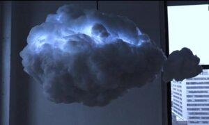 FOTOS: ¿Cómo tener una 'nube' con tormenta eléctrica dentro de la casa?