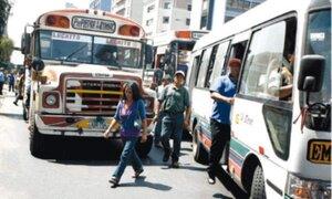 Especialistas alertan que mayoría de conductores sufre trastornos mentales