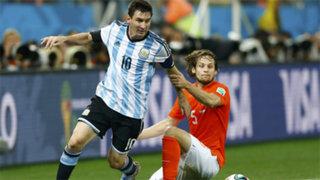 Argentina venció por penales a Holanda y es finalista de Brasil 2014