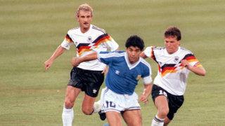 Argentina vs. Alemania, la final más repetida de las Copas del Mundo