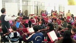 Sinfonía en las alturas: ONG promueve el gusto por la música en niños de Huaraz