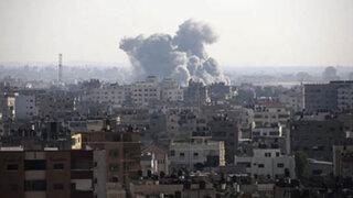 Cerca de 90 muertos y 600 heridos deja ofensiva israelí en la Franja de Gaza