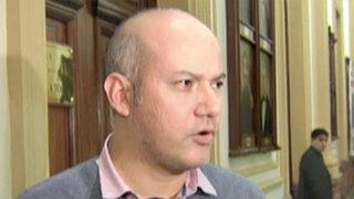 Sergio Tejada sostuvo que juez en caso García tiene parientes apristas