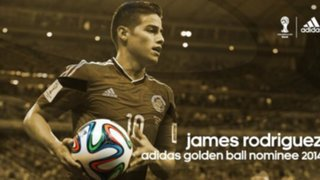 Brasil 2014: los 10 jugadores candidatos al Balón de Oro del Mundial