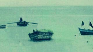 Tres pescadores sobrevivieron a naufragio en la isla San Lorenzo