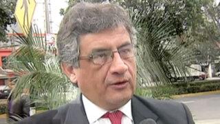 Juan Sheput criticó inclusión de Pilar Freitas a lista de Villarán