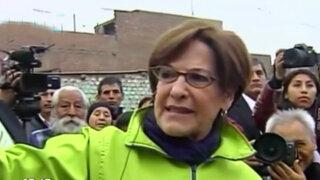 Susana Villarán: Inscripción de Freitas fue por acuerdo de PPC con Perú Posible