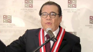 Presidente del Poder Judicial aseguró que no se prestarán para 'cortinas de humo'