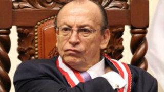 Ex fiscal Peláez rechaza acusaciones de empresario Giovanni Paredes