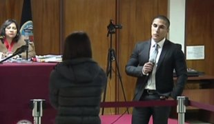Enemigos Públicos analiza el careo entre Ariel y Eva Bracamonte