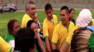 Mundialito en Ventanilla: obreros y policías jugaron su propio campeonato