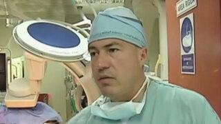 Médico donó marcapasos a pacientes del Hospital Nacional Dos de Mayo