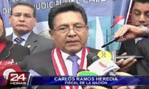 Edita Guerrero: Fiscal de la Nación respaldó trabajo de peritos en necropsia