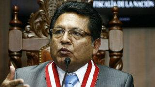 Fiscal Carlos Ramos denunció a congresista Mesías Guevara ante Comisión de Ética