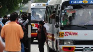 Conozca qué líneas de transporte dejarán de transitar por la avenida Arequipa