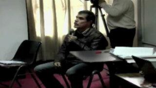 Acusan a Julio Moscol de ser principal sospechoso en caso Myriam Fefer