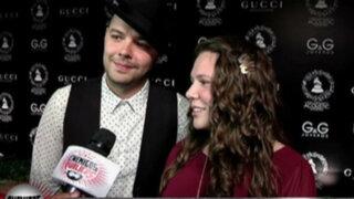 Los Grammy en Perú: Enemigos estuvo en concierto acústico con Jesse & Joy
