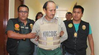 Piura: Policía capturó a  sujeto que era buscado por asesinatos en Lima