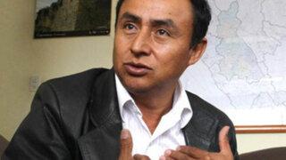 Gobernador de Cusco acusa a Gregorio Santos de pretender frustrar proyecto minero