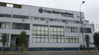 Concejo de Lima indagará presuntos casos de corrupción en Caja Metropolitana