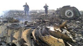 Rusia y Ucrania se culpan por atentado de avión Malaysia Airlines