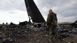 Audio revela intervención de militantes pro rusos en tragedia del vuelo MH17