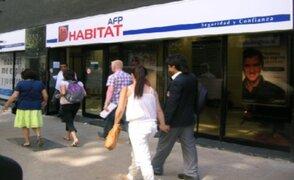 Autorizan a las AFP a cobrar bajas comisiones a trabajadores independientes