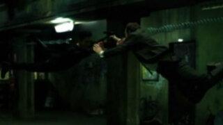 VIDEO: ¿Matrix copió sus principales escenas de otras películas?