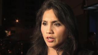 """Ana María Solórzano """"Mi elección fue un consenso de la bancada nacionalista"""""""