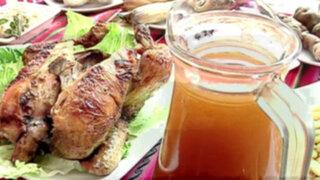 Restaurantes de Lima lucieron abarrotados por el Día del Pollo a la Brasa