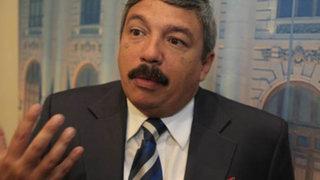 Congresista Beingolea: Parlamento recuperará independencia con Bedoya