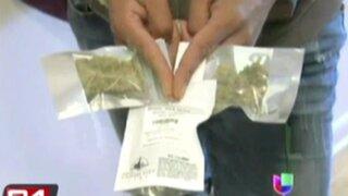 EEUU: legalizan uso medicinal de marihuana para aliviar ataques de epilepsia