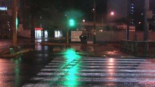 Senamhi estima que llovizna en Lima continuaría en los próximos días