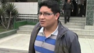 Santa Anita: detienen a sujeto por presunto acoso sexual a dos escolares