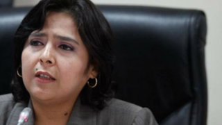 """Ana Jara promete """"consolidar"""" programas sociales y formalización del empleo"""
