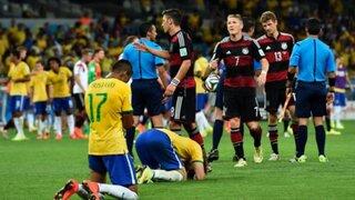 Video confirmaría que Alemania sí tuvo piedad de Brasil tras meterle 7 goles