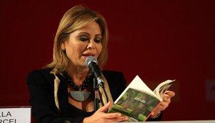 Gisela Valcárcel presentó 'El éxito está en tus manos', su segundo libro