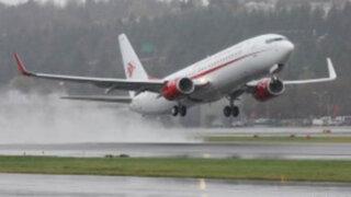 Argelia: 116 personas mueren al caer avión de compañía española