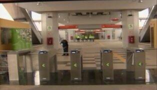 Metro de Lima: segundo tramo de la Línea 1 funcionará a partir de mañana
